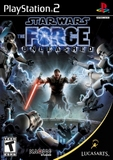 Star Wars: The Force Unleashed (PlayStation 2)